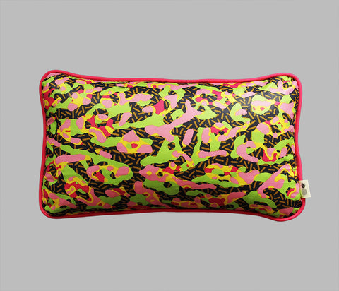 Coussin Rectangulaire Camouflage
