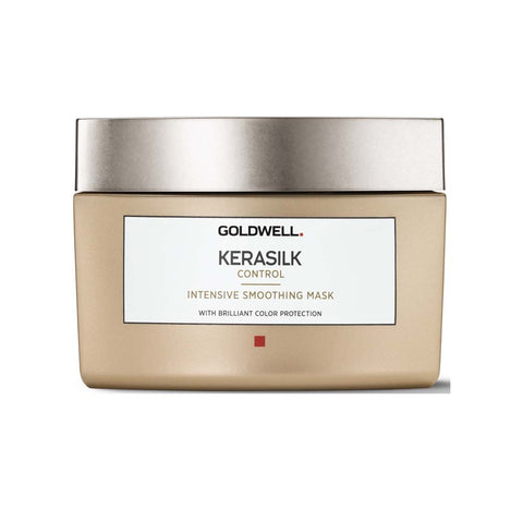 Goldwell Kerasilk Intensive Smoothing Mask for Frizzy Hair