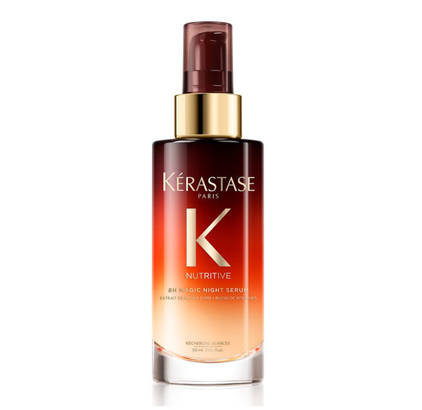 Kerastase 8H Night Serum Leave-in Nourishment for Dry Hair