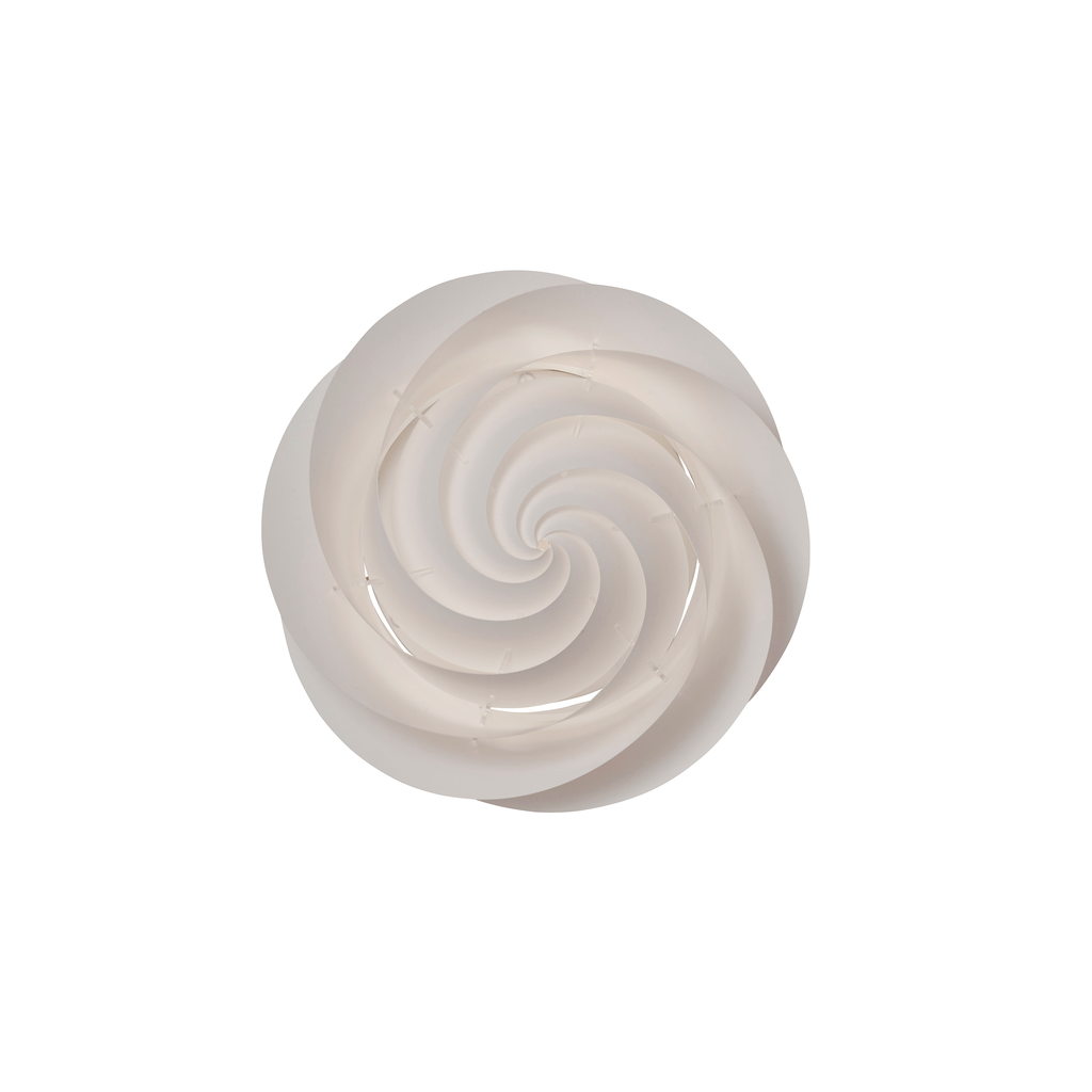 Swirl Ceiling / Wall Lamp, small