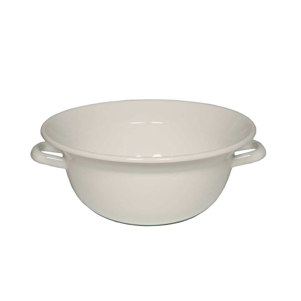 Medium bowl with two handles
