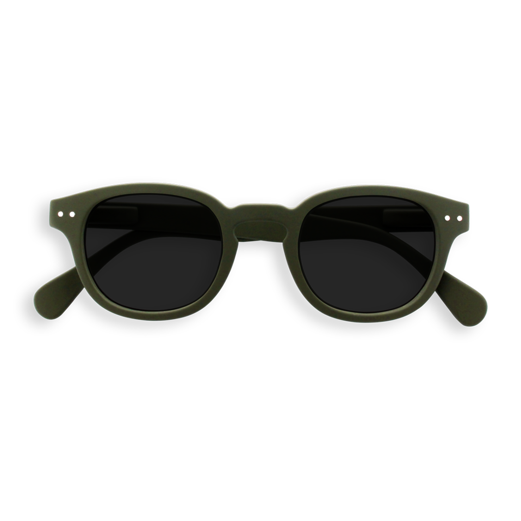 Sunglasses - C - Khaki Green