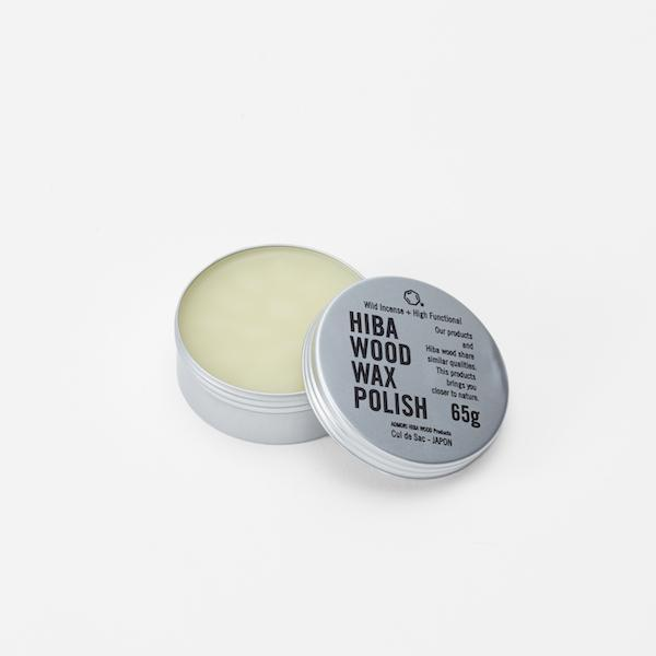 Hiba Wood Wax Polish, 65g