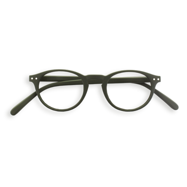 Reading Glasses - A - Khaki