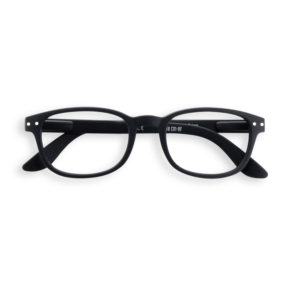 Reading Glasses - B - Black