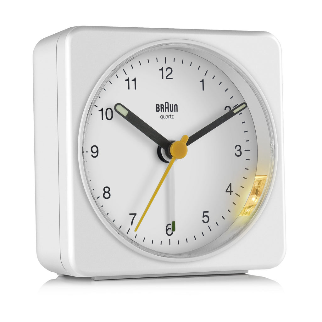 Braun - Large Classic Travel Alarm Clock - BC03