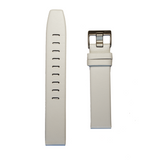Braun - Replacement band for BN-21WHL, white leather
