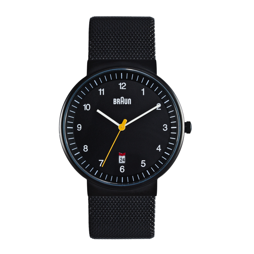 Men's Analog Watch BN-0032BKBKMHG