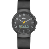 Braun - Men's BN-159GYGYG Analog/Digital, dual time, chronograph + date