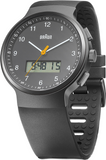 Braun - BN-159GYGYG Men's Analog/Digital, dual time, chronograph + date