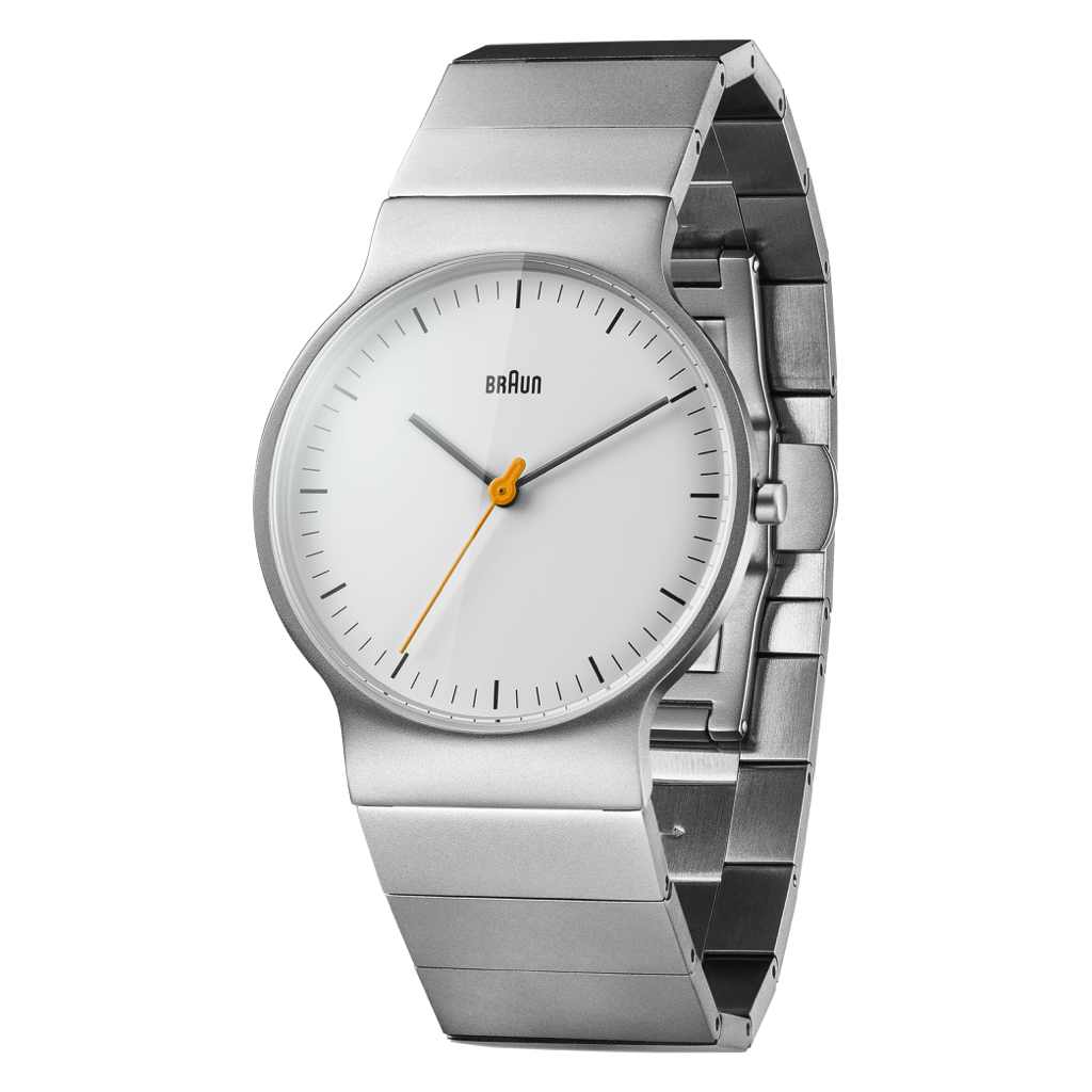 Men's Classic Slim Analog Watch