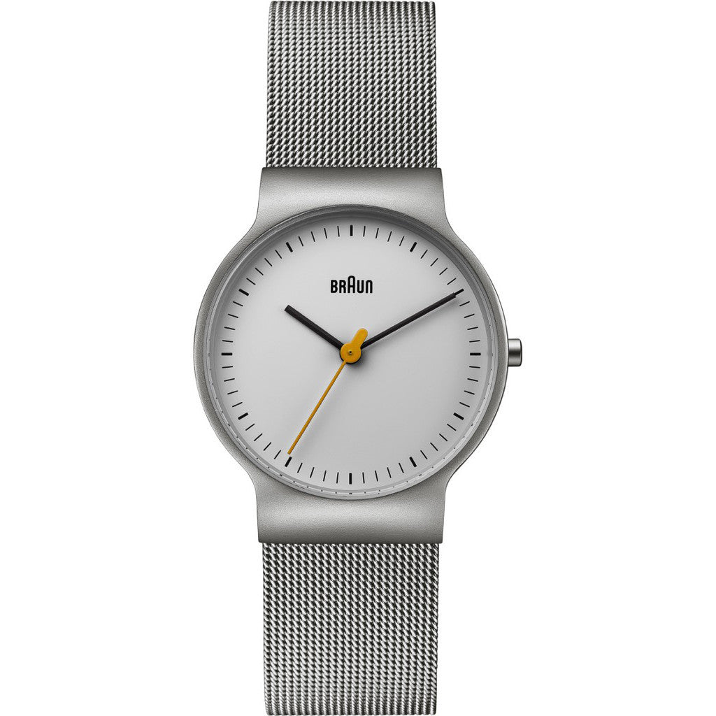 Braun - BN-211WHSLMHL Ladies' Classic Slim Watch