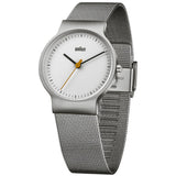 Braun - Ladies' BN-211WHSLMHL Classic Slim Watch