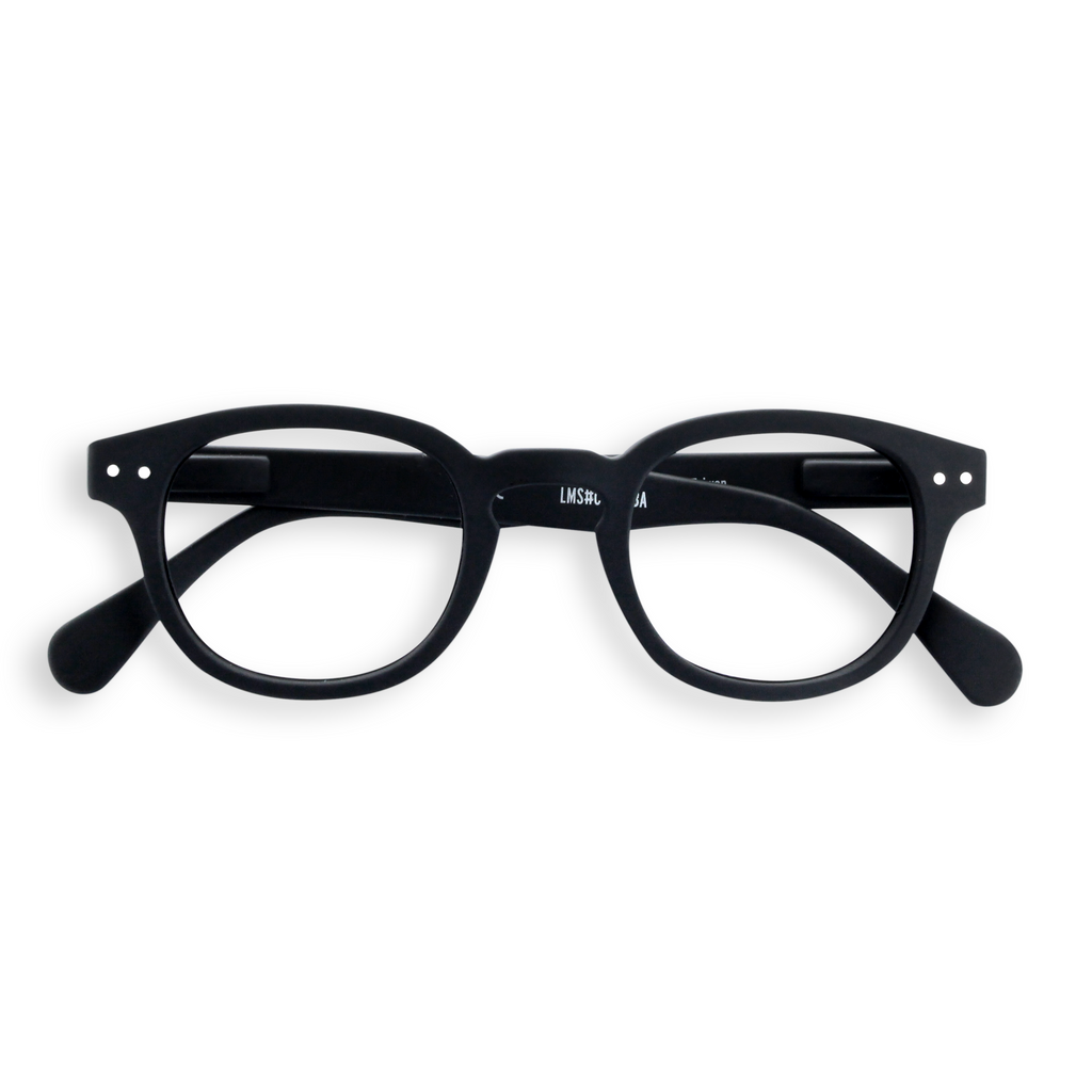 Reading Glasses - C - Black