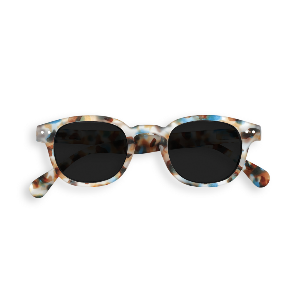 Junior Sunglasses - C - Blue Tortoise
