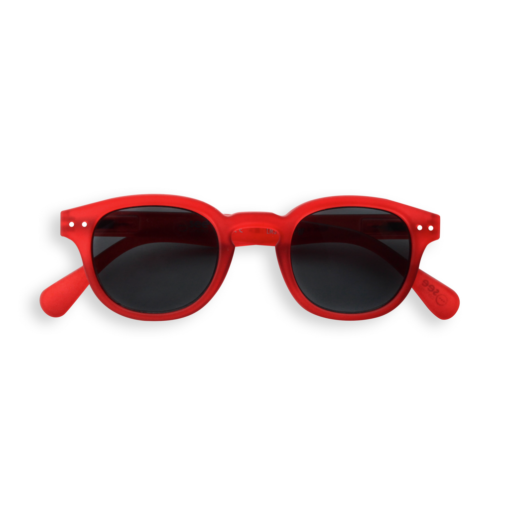 Junior Sunglasses - C - Red Crystal