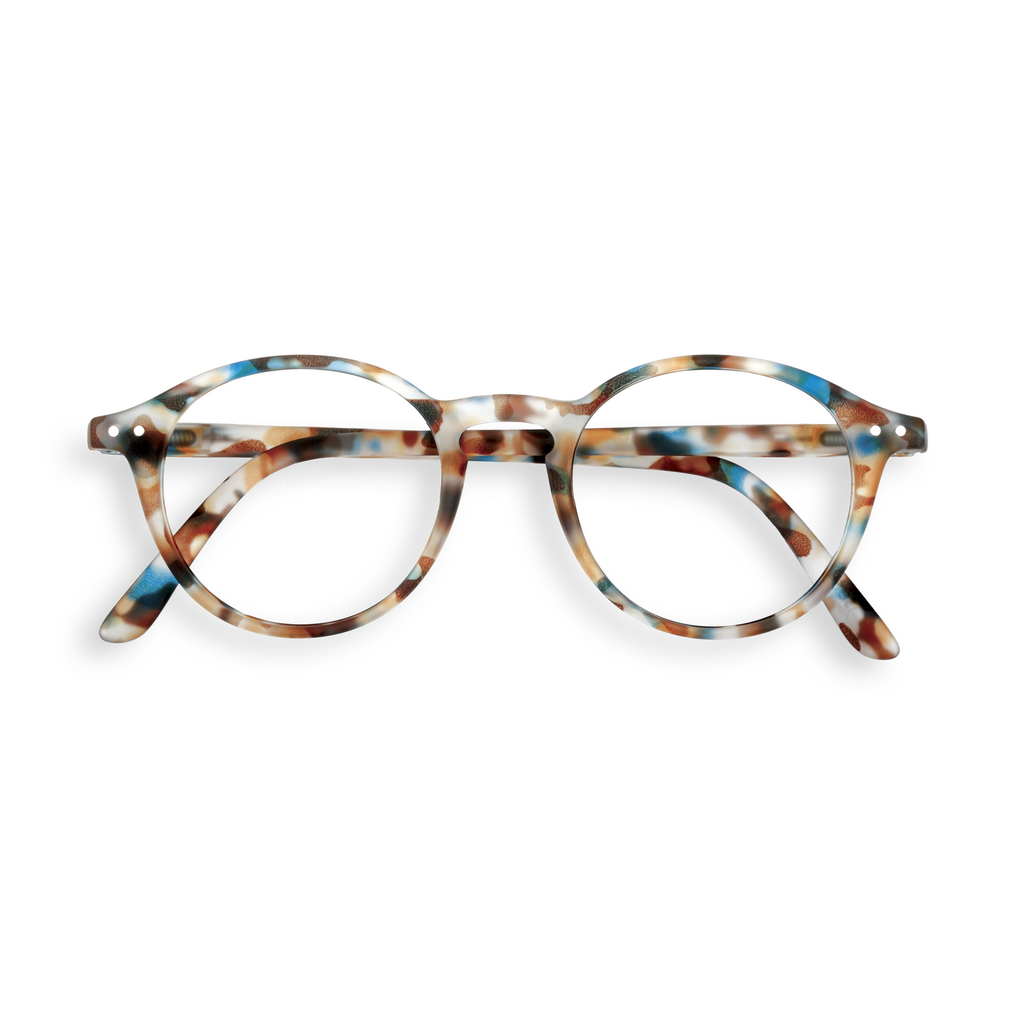 Screen Glasses - D - Blue Tortoise