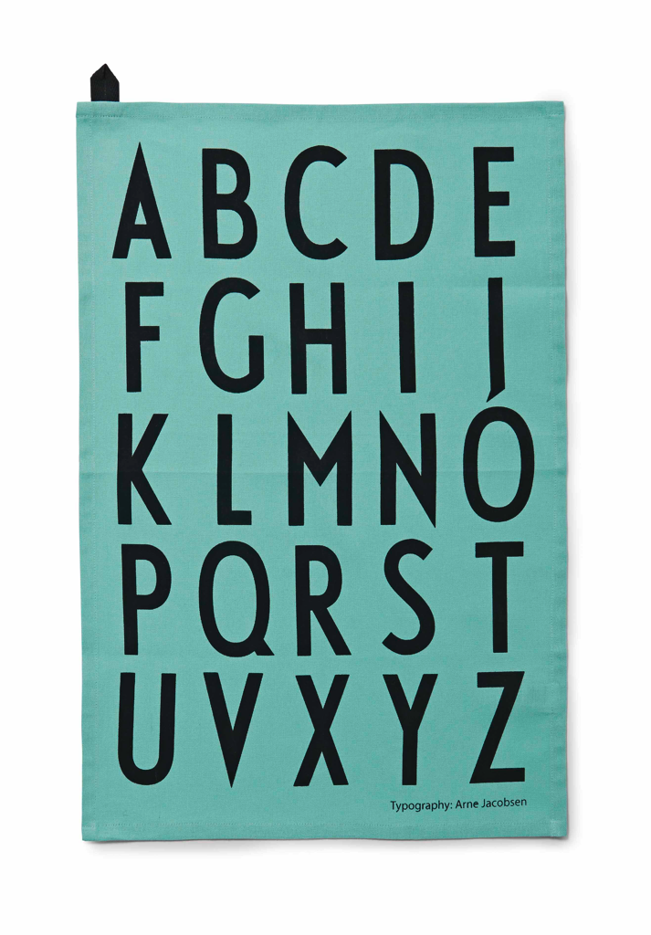 Design Letters - Cotton Tea Towels