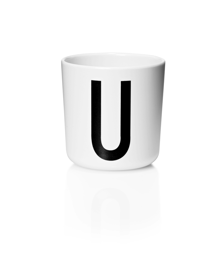 Design Letters - Kid's Melamine Cups