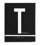 Design Letters - Letter Notebook