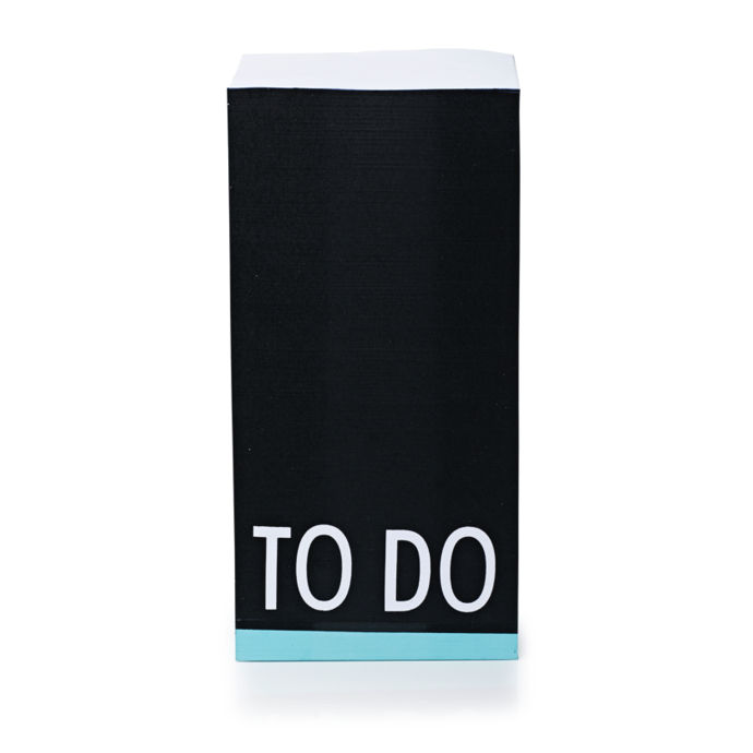"Design Letters - ""To Do"" Sticky Notes"