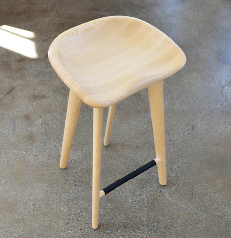 BassamFellows - Counter Stool