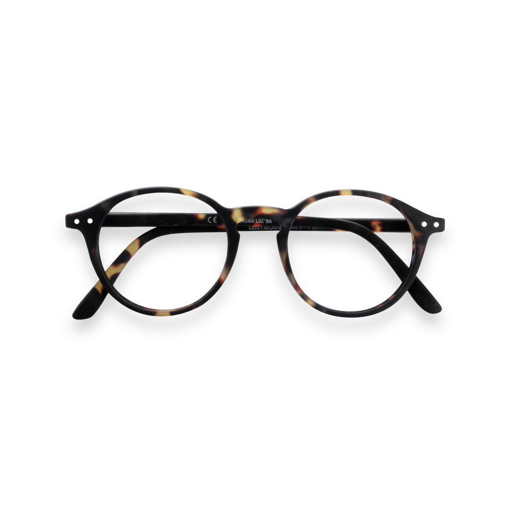 Junior Screen Glasses - D - Tortoise