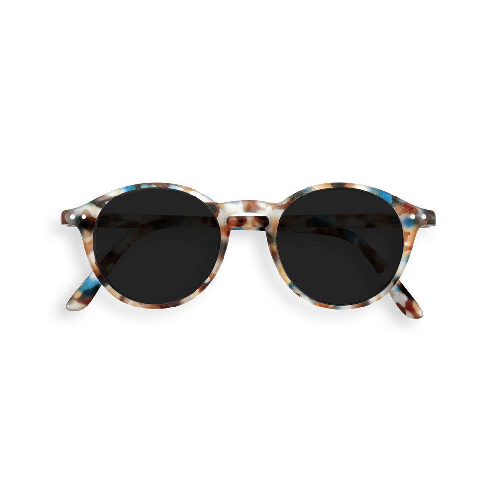 Junior Sunglasses - D - Blue Tortoise