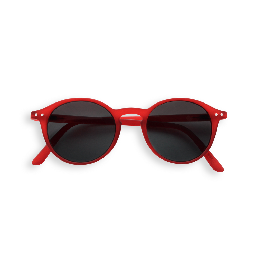 Junior Sunglasses - D - Red Crystal