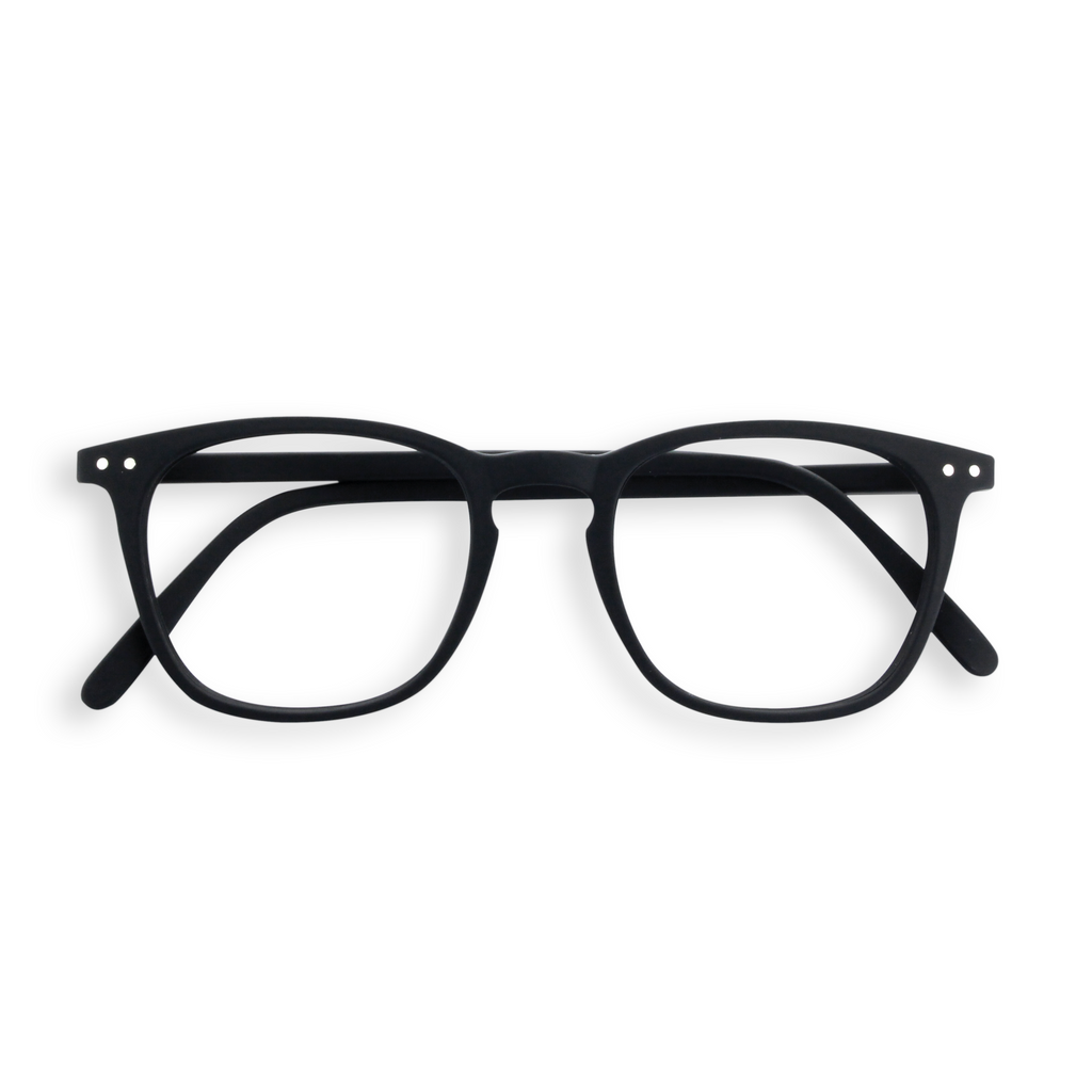 Reading Glasses - E - Black