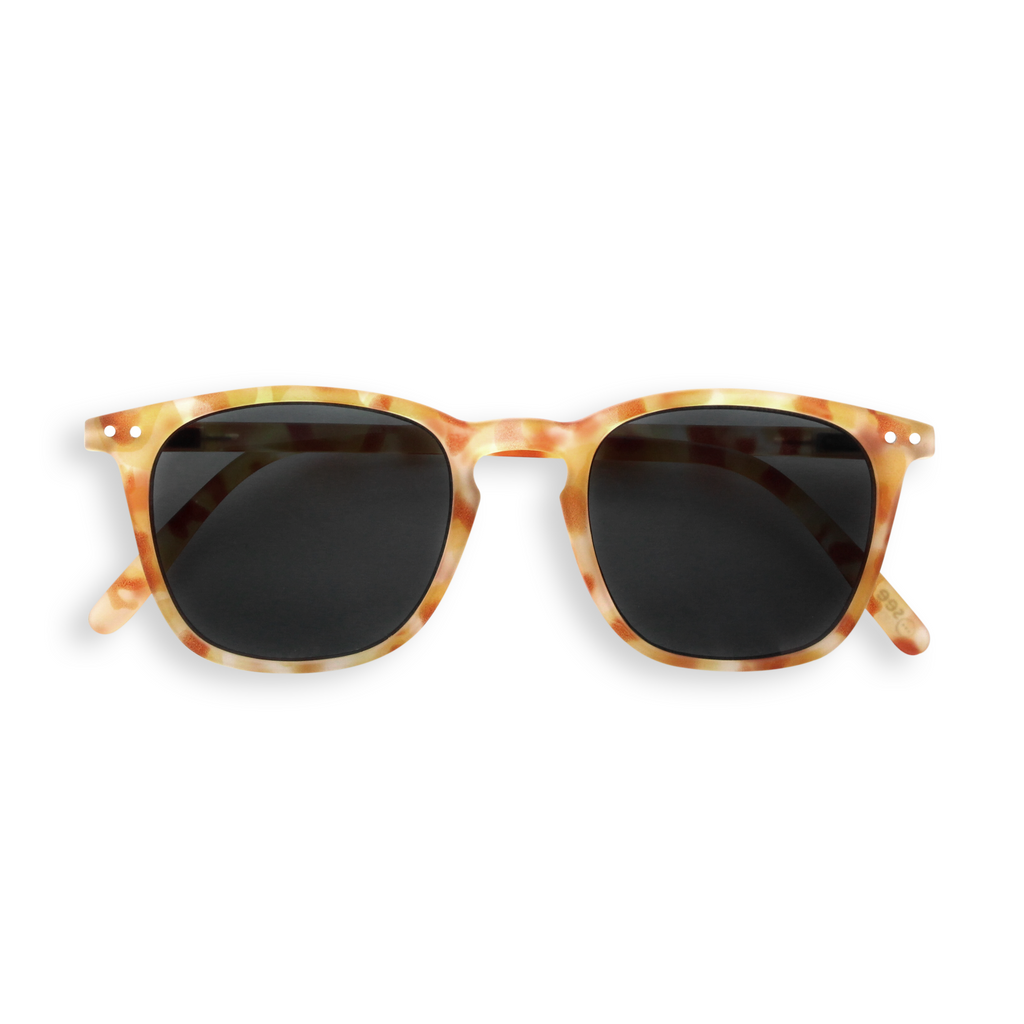 Sunglasses - E - Yellow Tortoise