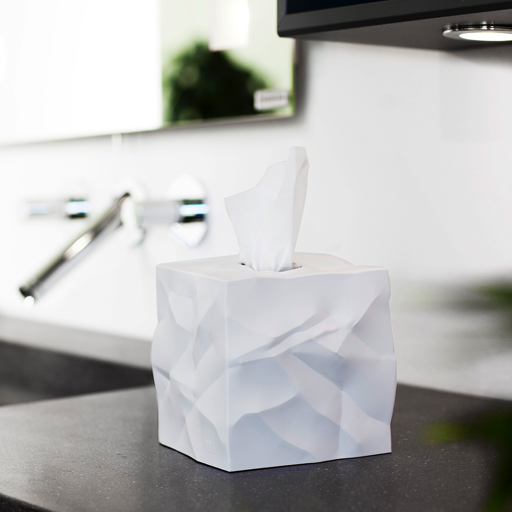 Essey - John Brauer - Cube Tissue Holder