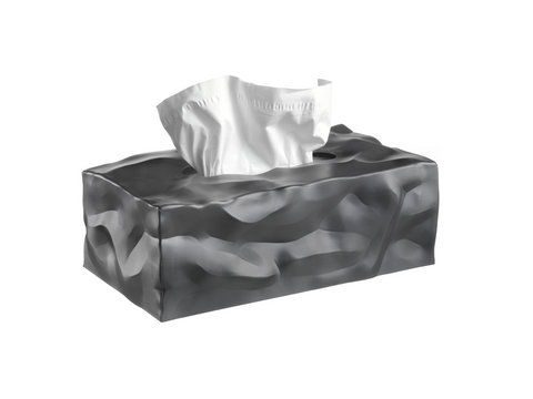 Essey - John Brauer - Rectangular Tissue Box