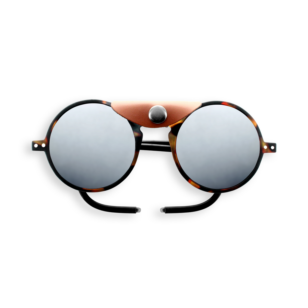 Glacier Sunglasses - Tortoise - Category 4