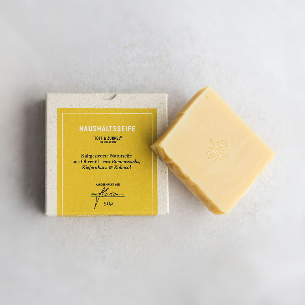 Household Beeswax Soap