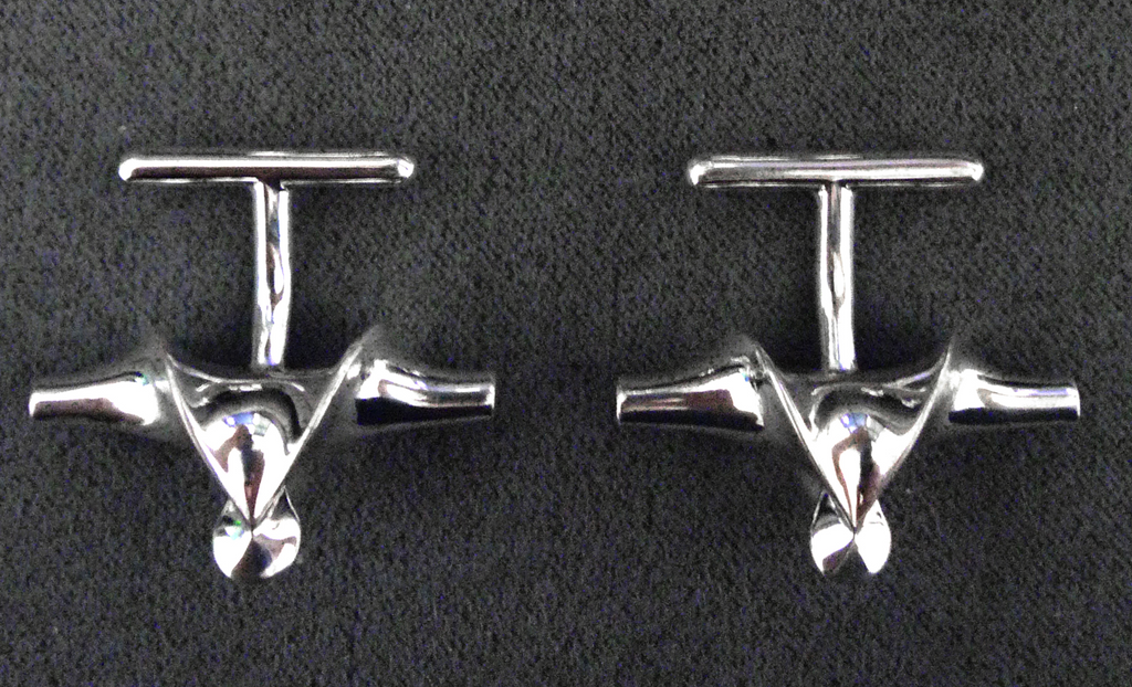 Kuen Surface Cufflinks
