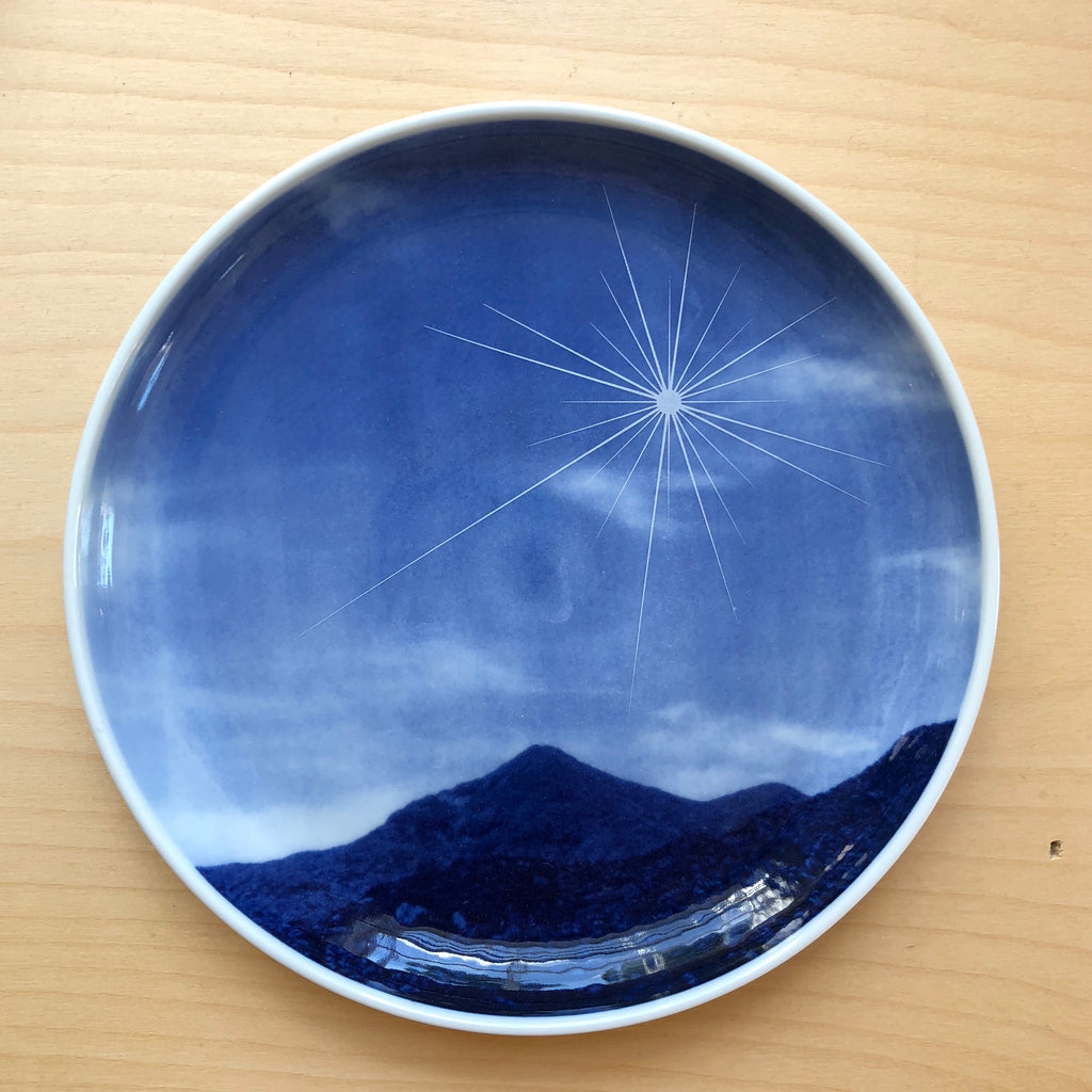 Kihara - Picture Plate - Star