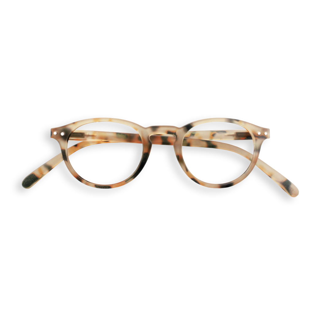 Reading Glasses - A - Light Tortoise