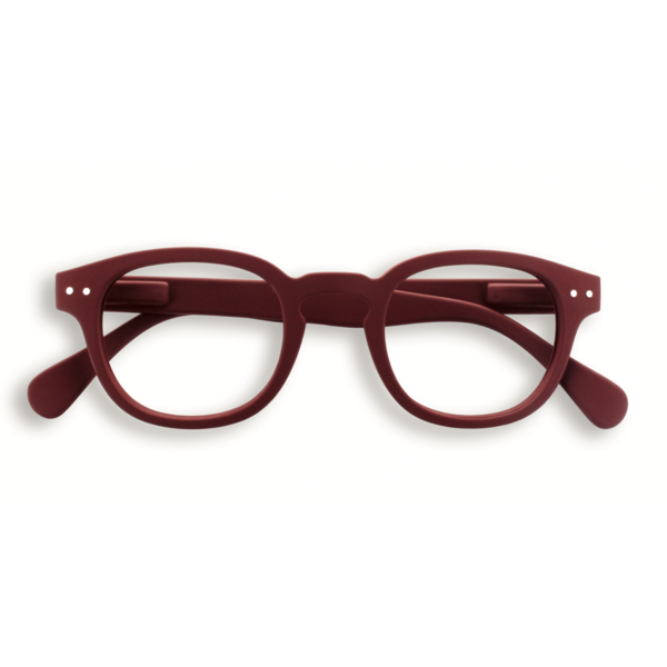 Screen Glasses - C - Brown Broux - No Diopter