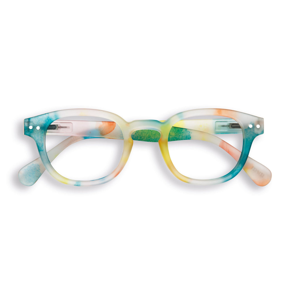 Reading Glasses - C - Flash Lights