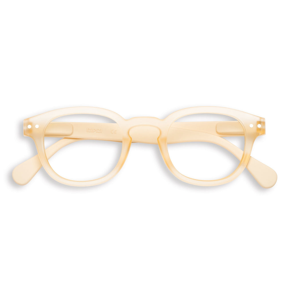 Reading Glasses - C - Neutral Beige