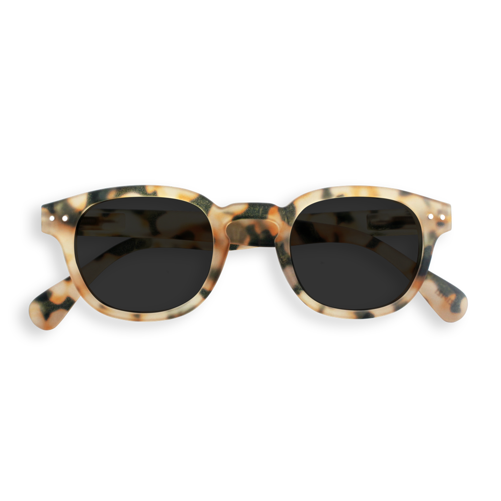 Sunglasses - C - Light Tortoise