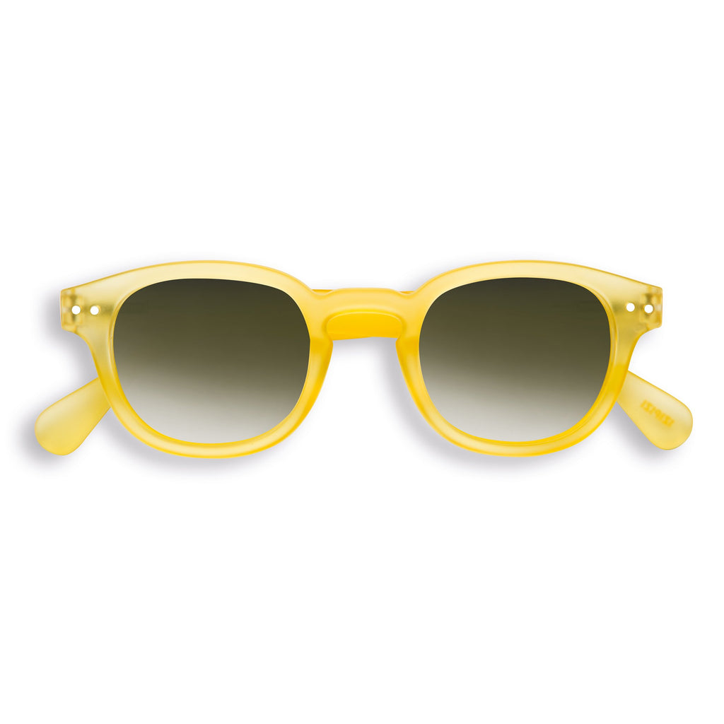 Sunglasses - C - Yellow Chrome