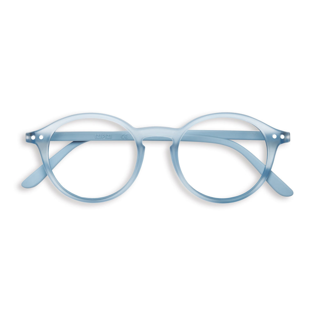 Reading Glasses - D - Cold Blue
