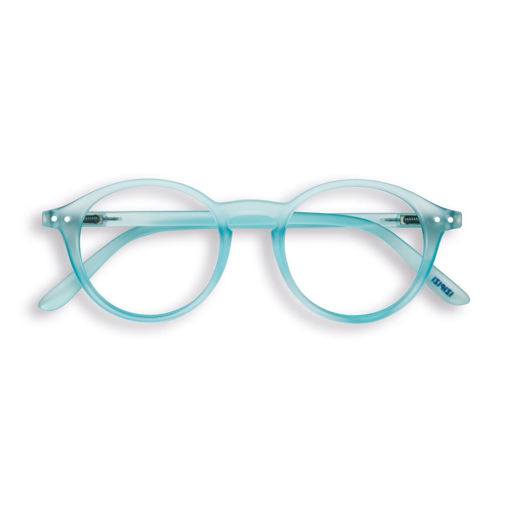 Reading Glasses - D - Light Azure