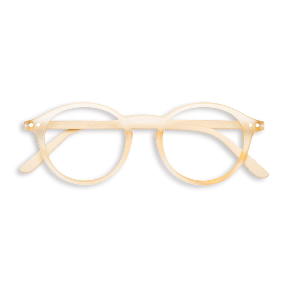 Reading Glasses - D - Neutral Beige
