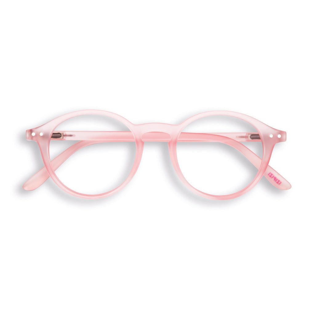 Reading Glasses - D - Pink Halo