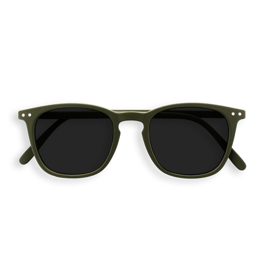 Sunglasses - E - Khaki Green