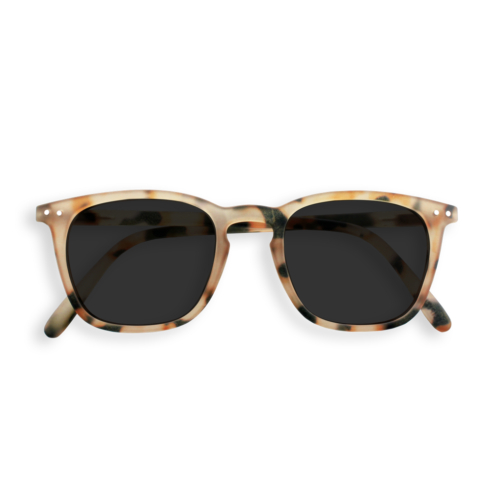 Sunglasses - E - Light Tortoise