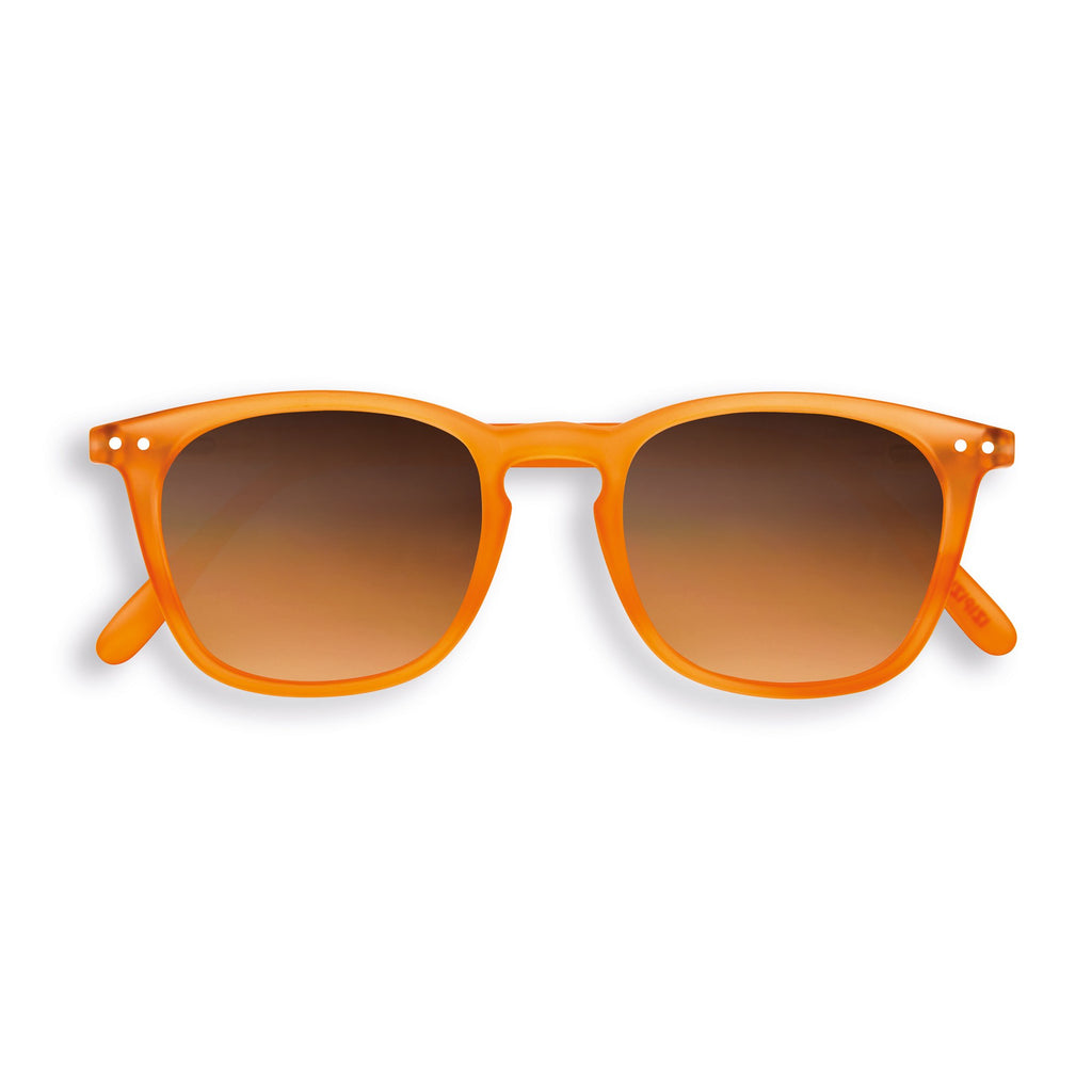 Sunglasses - E - Orange Flash